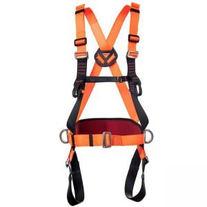 Cinturão paraquedista Total