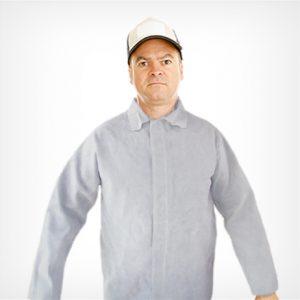 Blusão de raspa